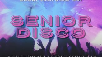 Senior disco Ojdula
