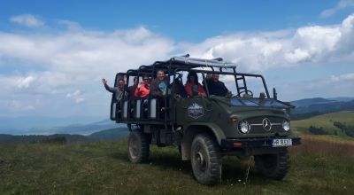 UNIMOG TOURS - OFF-ROAD ADVENTURES