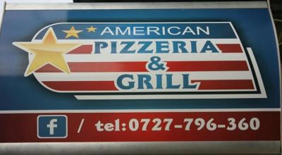 AMERICAN PIZZERIA AND GRILL Bistriţa