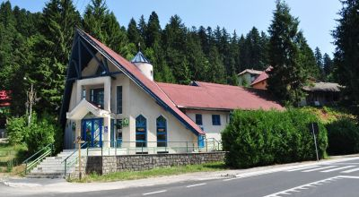 CEC Bank Băile Tuşnad