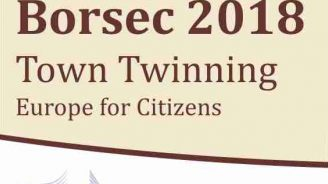 THE TOWN TWINNING MEETING FUTURE OF EUROPE AND PARLIAMENTARY ELECTIONS 2019 Borsec 2018 Borsec