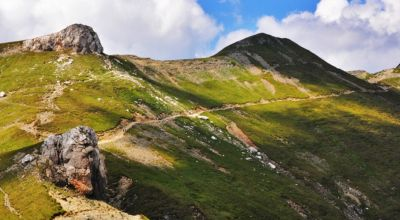 Day hiking in the Bucegi Mountains - Version 1