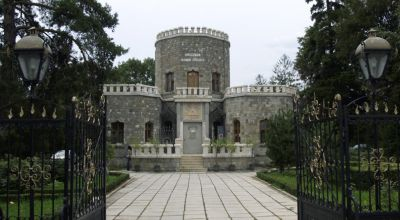 The Iulia Hasdeu castle Campina