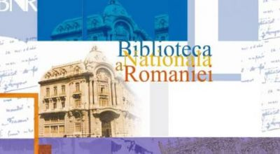 The National Library of Romania Bucharest
