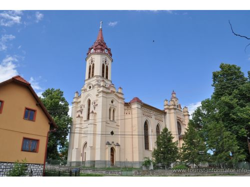 St. Peter And Paul Church Ciumani